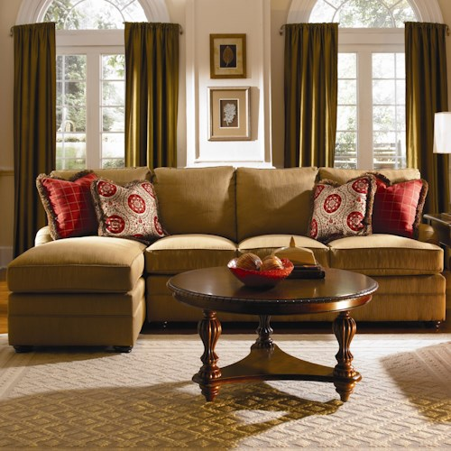 Kincaid Furniture Custom Select Upholstery Custom 2-Piece Sectional Sofa