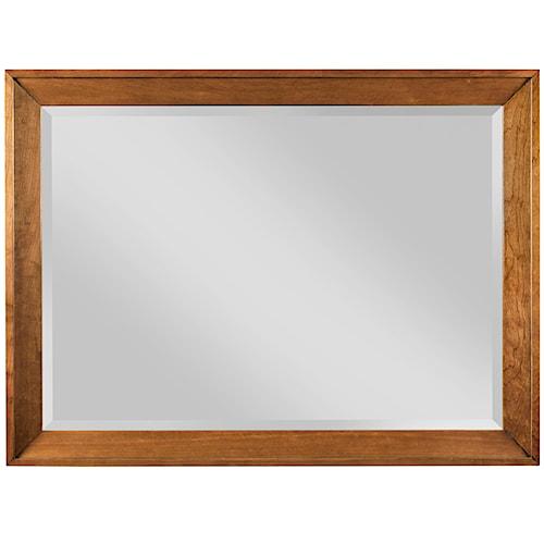 Kincaid Furniture Gatherings Rectangular Gatherings Mirror