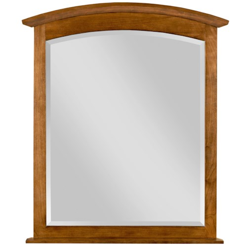 Kincaid Furniture Gatherings Rectangular Arch Mirror
