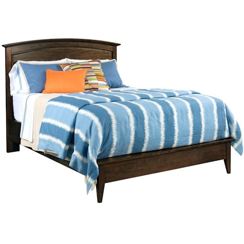 Kincaid Furniture Gatherings King Arch Bed