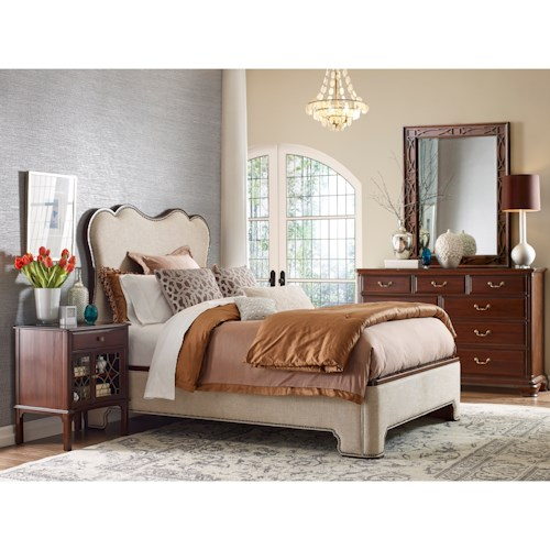 Kincaid Furniture Hadleigh California King Bedroom Group