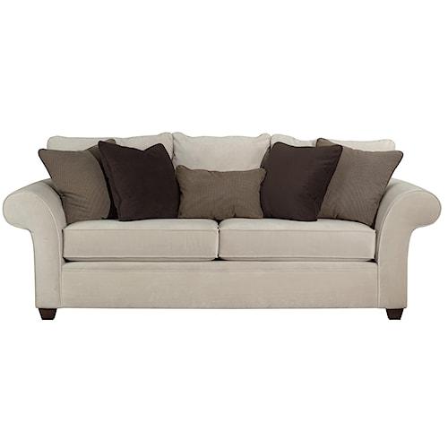 Kincaid Furniture Lancaster Contemporary Stationary Sofa