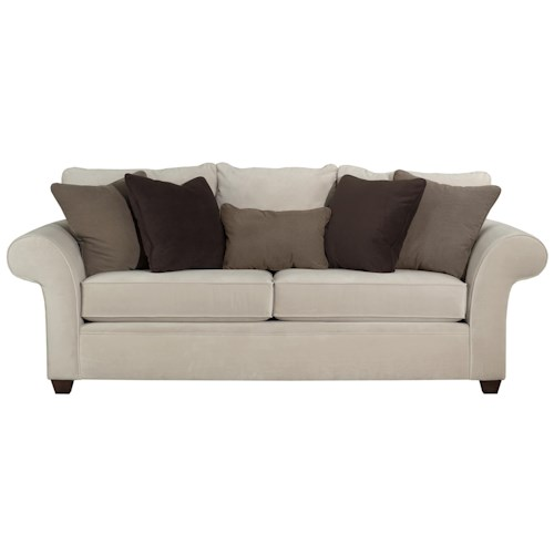 Kincaid Furniture Lancaster Transitional Sleeper Sofa