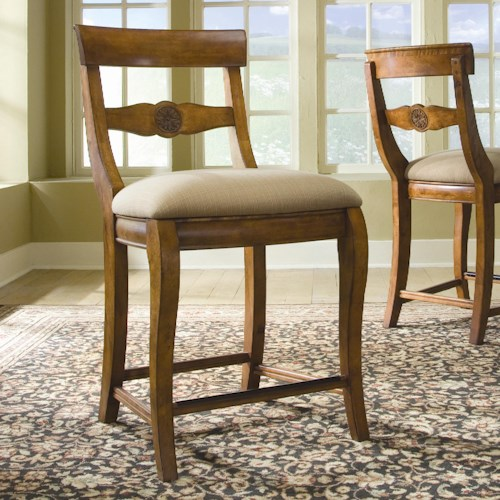 Kincaid Furniture Tuscano Counter Height Chair