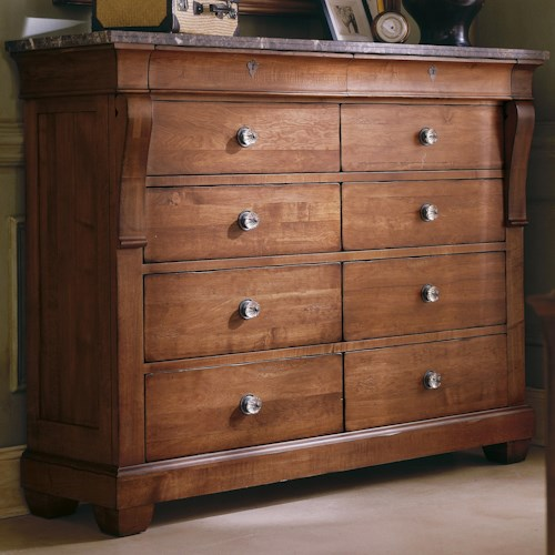 Kincaid Furniture Tuscano 10 Drawer Magna Chest