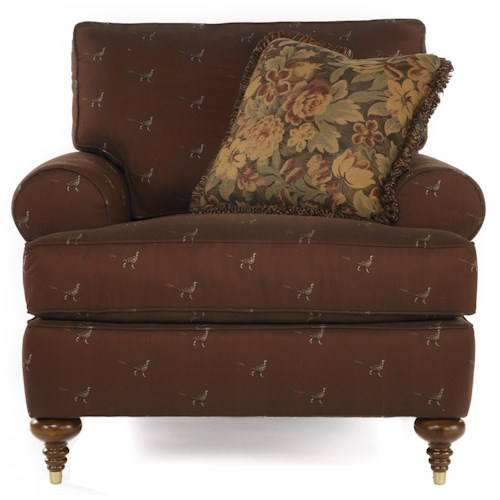 Kincaid Furniture Tuscany Tradtional Upholstered Chair