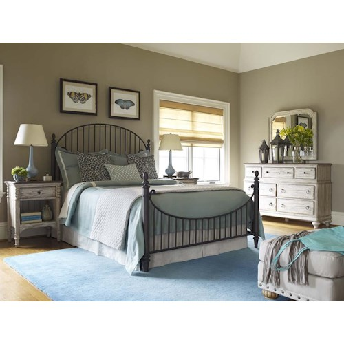 Kincaid Furniture Weatherford Queen Bedroom Group 2