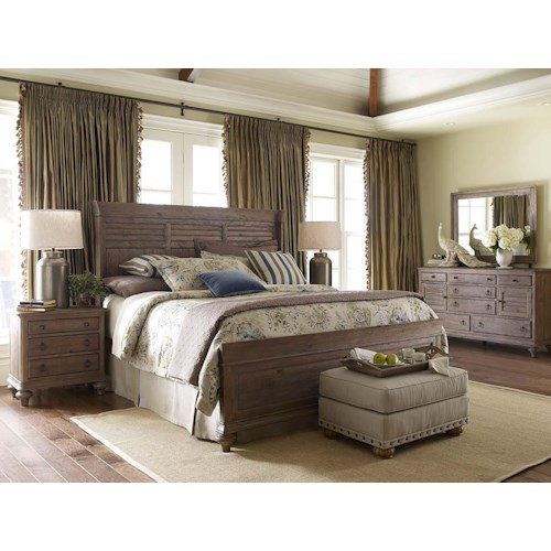 Kincaid Furniture Weatherford California King Bedroom Group 1