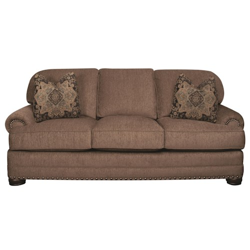 Morris Home Furnishings Duke Sofa