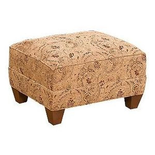 Morris Home Furnishings Callie Ottoman