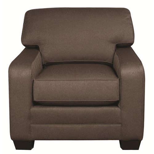 Morris Home Furnishings Jaqueline Chair