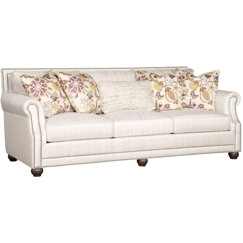 King Hickory Julianna Stationary Sofa