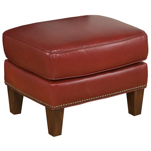 Morris Home Furnishings Accent Chairs and Ottomans Eagle Rectangle Accent Ottoman