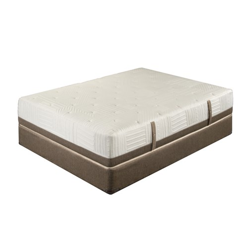 King Koil Extended Life 3100 King Luxury Firm Mattress