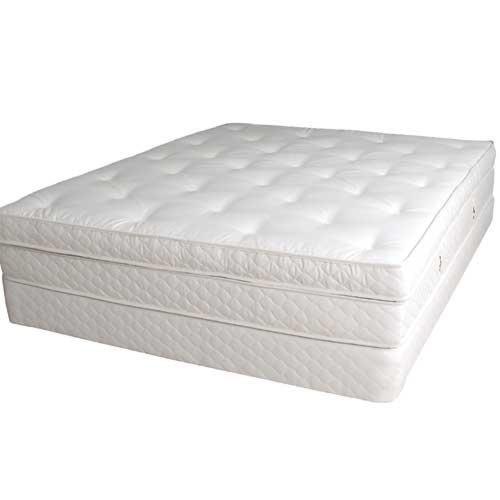 King Koil New Jersey's Finest King Classic Scoop Pillow Top Mattress