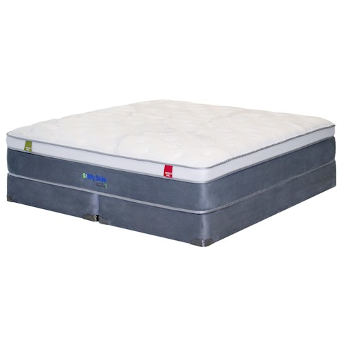 Kingsdown My Side Series 9GL Twin <b>Customizable</b> Mattress