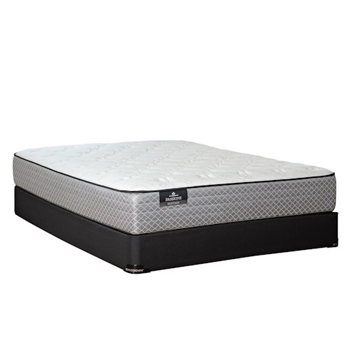 Kingsdown Passions Fantasy Full Plush Mattress and 9