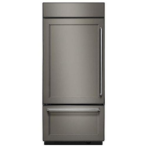 KitchenAid Bottom Mount Refrigerators 20.9 Cu. Ft. 36