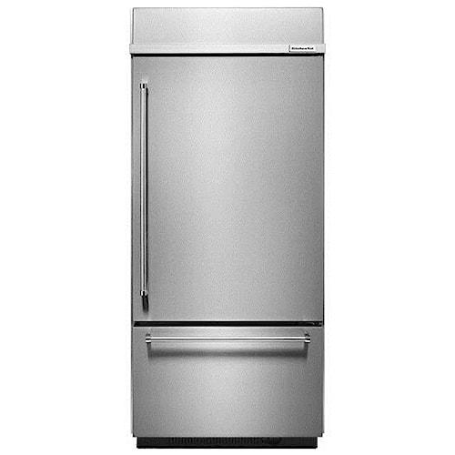 KitchenAid Bottom Mount Refrigerators Energy Star® 20.9 Cu. Ft. 36