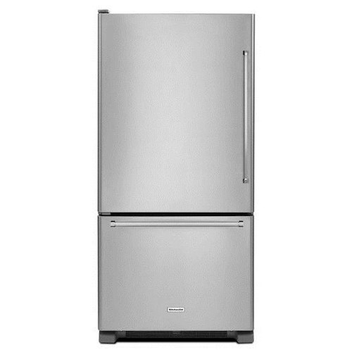 KitchenAid Bottom Mount Refrigerators 19 cu. ft. 30-Inch Width Full Depth Non Dispense Bottom Mount Refrigerator