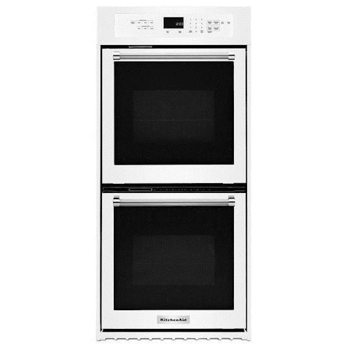 KitchenAid Built-In Electric Double Ovens 24