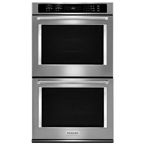 KitchenAid Built-In Electric Double Ovens 30