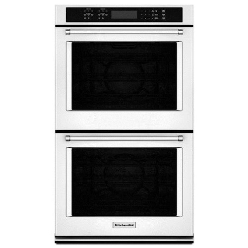 KitchenAid Built-In Electric Double Ovens 8.6 Cu. Ft. 27