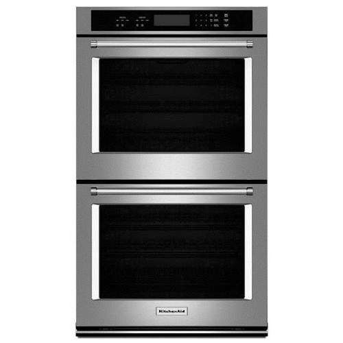 KitchenAid Built-In Electric Double Ovens 10 cu. ft. 30