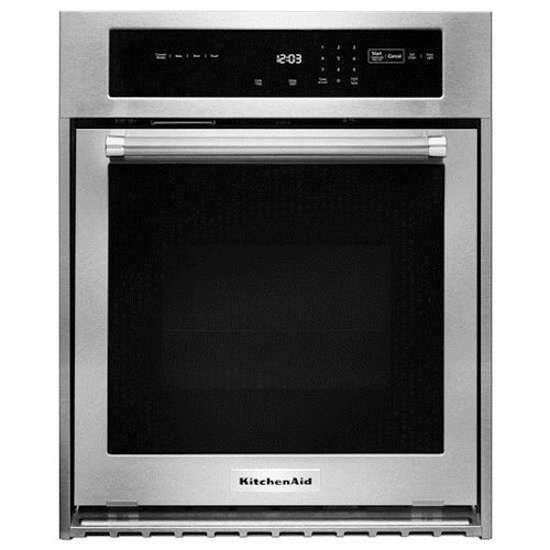 KitchenAid Built-In Electric Single Oven 24
