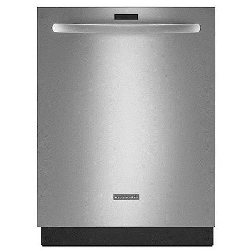 "KitchenAid Dishwashers 2014 24"" 6-Cycle Dishwasher with Ultra-Fine Filter, Architect® Series II"