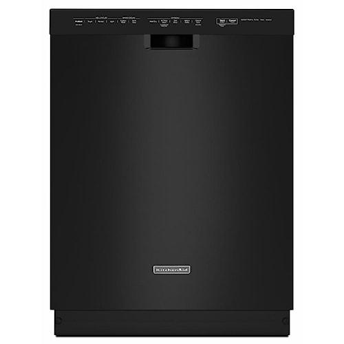 KitchenAid Dishwashers Energy Star® 24'' 6-Cycle, 5-Option Dishwasher with Pocket Handle
