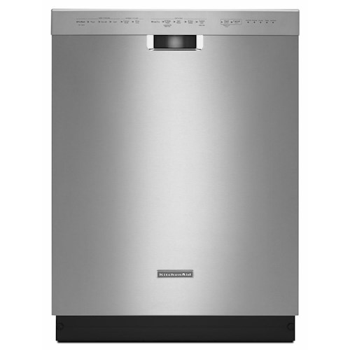 KitchenAid Dishwashers Energy Star® 24'' 6-Cycle, 5-Option Dishwasher with Pocket Handle