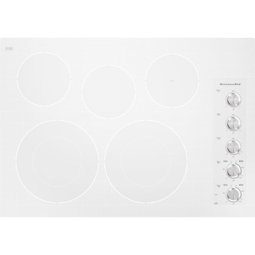 KitchenAid Electric Cooktops - Kitchenaid 30