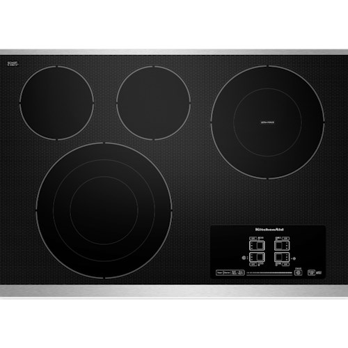 KitchenAid Electric Cooktops - Kitchenaid 30