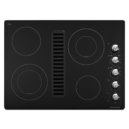 KitchenAid Electric Cooktops 30