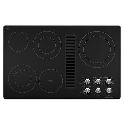 KitchenAid Electric Cooktops 36