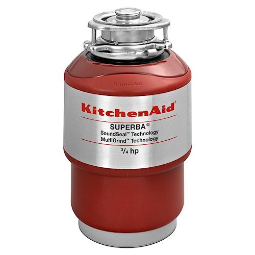 KitchenAid Food Disposals 3/4 HP Continuous Feed Disposer
