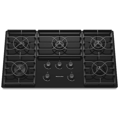 KitchenAid Gas Cooktops 36