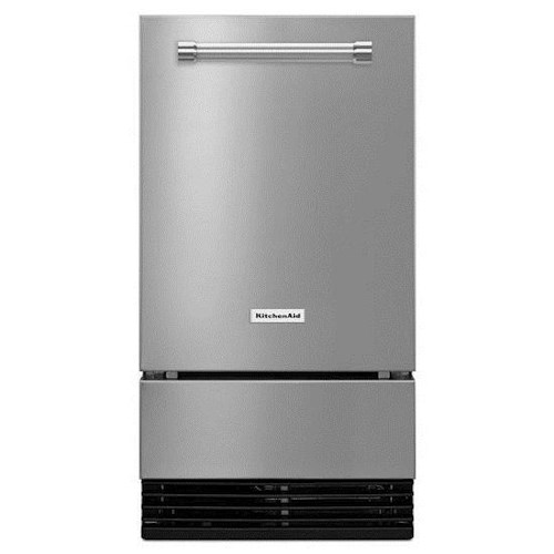 KitchenAid Ice Makers 18'' Automatic Ice Maker with Drop-Down Door