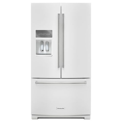 KitchenAid KitchenAid French Door Refrigerators 26.8 cu. ft. 36-Inch Width Standard Depth French Door Refrigerator with 2-Tier Freezer Drawer