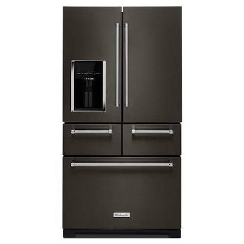 KitchenAid KitchenAid French Door Refrigerators 25.8 Cu. Ft. 36