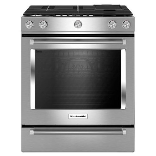 KitchenAid KitchenAid Gas Ranges 30