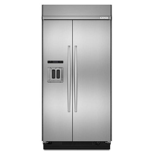 KitchenAid KitchenAid Side-by-Side Refrigerator 48