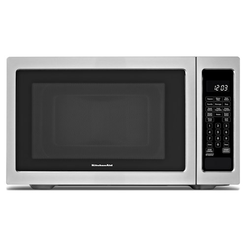 KitchenAid Microwaves  1.6 Cu. Ft. Architect® Series II Countertop Microwave