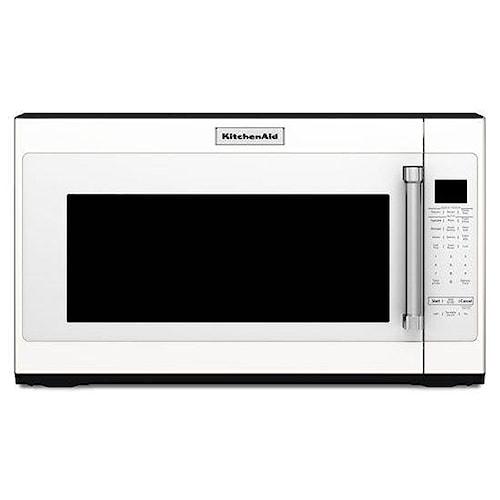 KitchenAid Microwaves 2.0 cu. ft. 1000-Watt Microwave with 7 Sensor Functions -  30