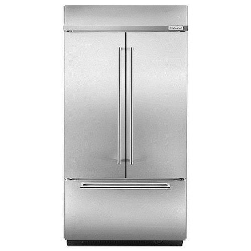 KitchenAid Refrigerators - French Door Energy Star® 24.2 Cu. Ft. 42