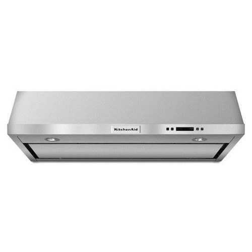 KitchenAid Vents and Hoods - 2014 36'' Under-the-Cabinet, 4-Speed System Ventilation Hood
