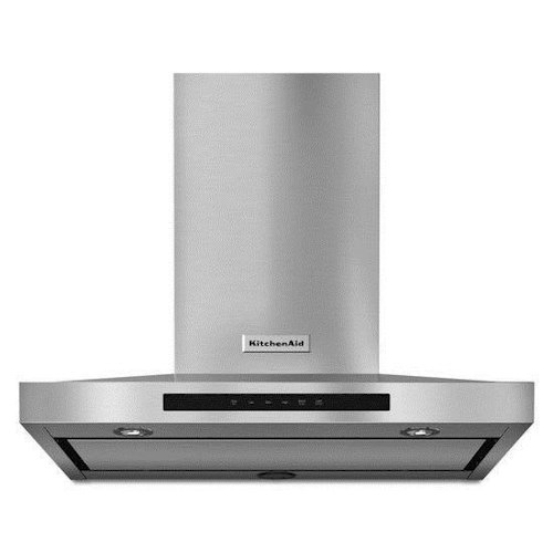 KitchenAid Vents and Hoods - 2014 30'' Wall-Mount, 3-Speed Canopy Ventilation Hood