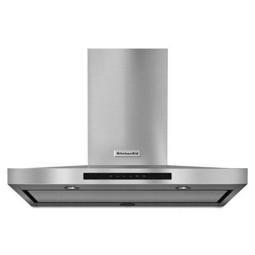 KitchenAid Vents and Hoods - 2014 36'' Wall-Mount, 3-Speed Canopy Ventilation Hood