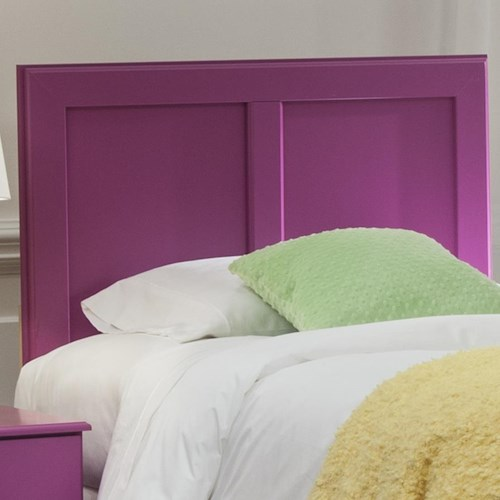 Kith Furniture 171 Raspberry Full/Queen Panel Headboard